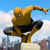Spider Rope Hero icon