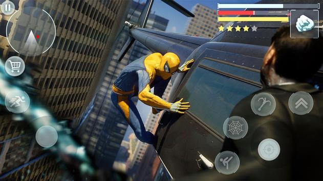 Spider Hero - Super Crime City Battle screenshot 1
