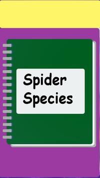 Spider species ebook screenshot 4
