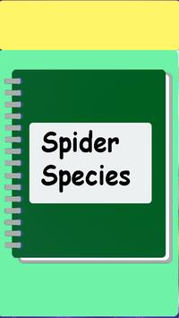 Spider species ebook screenshot 5