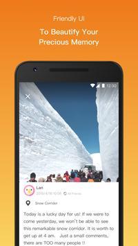 Babu Messenger - Record Your Daily Life screenshot 2
