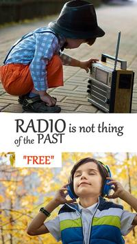 96.7 fm - 820 am News Talk Radio poster
