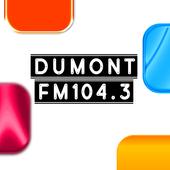 Dumont Fm 104.3 Fm Radio Free icon