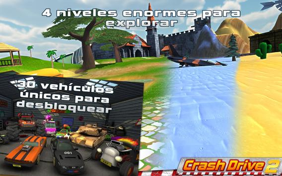 Crash Drive 2 captura de pantalla 11