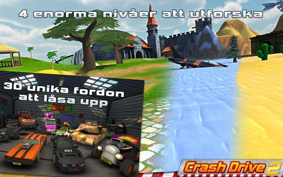 Crash Drive 2 captura de pantalla 17