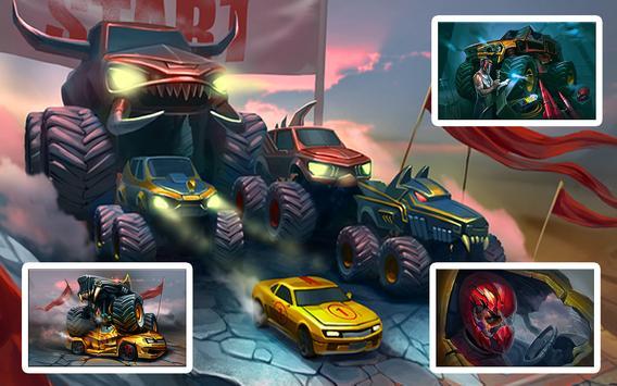 Mad Truck Challenge - Shooting Fun Race स्क्रीनशॉट 14