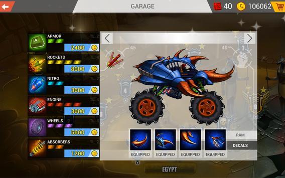 Mad Truck Challenge - Shooting Fun Race स्क्रीनशॉट 18