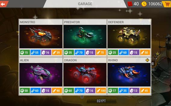 Mad Truck Challenge - Shooting Fun Race स्क्रीनशॉट 19