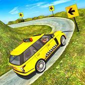 Crazy Taxi Jeep Drive icon