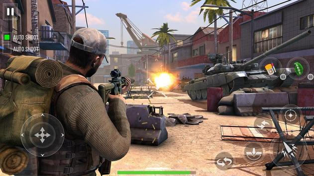 Modern Commando screenshot 2
