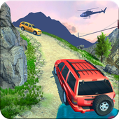 Offroad Land Cruiser Jeep Car Sim icon