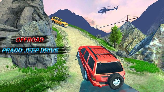 Offroad Land Cruiser Jeep Car Sim screenshot 13