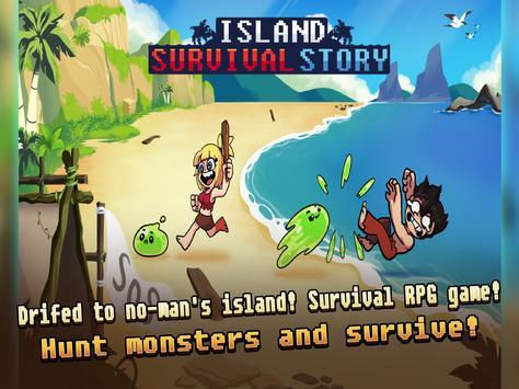 Island Survival Story स्क्रीनशॉट 16