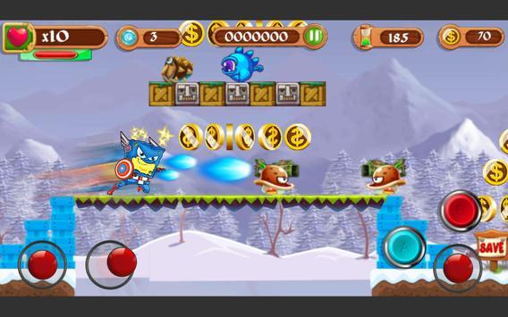 Super Sponge & Bob Heroes screenshot 2