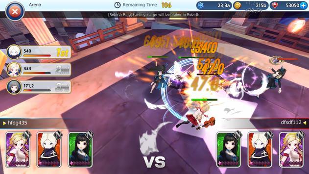 Lost Fate : Re-Zero RPG скриншот 4