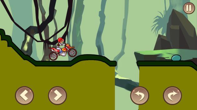 Mountain Stunt Bike poster