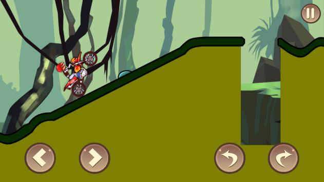 Mountain Stunt Bike screenshot 2