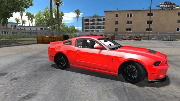 Car Driving Ford Speed Racing - Simulator 2019 screenshot 1
