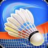 Badminton 3D biểu tượng