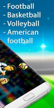 Sport Winner App screenshot 1