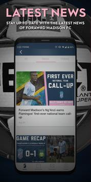 Forward Madison FC screenshot 1