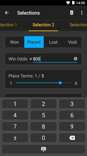 lucky 31 betting calculator vegas