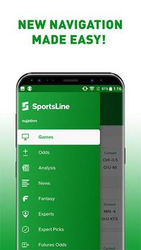 SportsLine screenshot 5