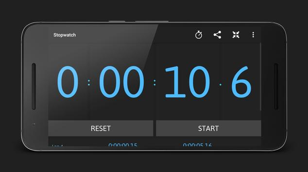 Stopwatch and Timer постер