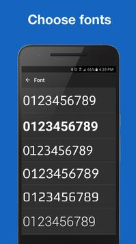 Stopwatch and Timer syot layar 5