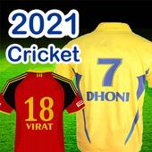 Cricket Jersey & T-shirt Maker ikon