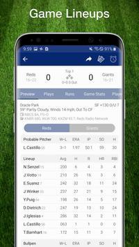 Brewers Baseball 스크린샷 5