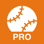 PRO Baseball Live Scores, Plays, & Stats for MLB icon