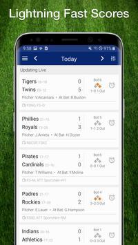 PRO Baseball Live Scores, Plays, & Stats for MLB screenshot 2