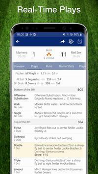 PRO Baseball Live Scores, Plays, & Stats for MLB screenshot 6