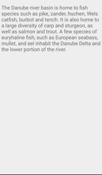 Beautiful Danube River In Europe screenshot 2