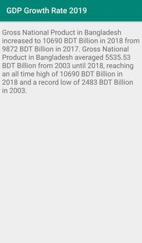 GDP Growth Rate 2019 for Android - APK Download