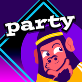 Sporcle Party-icoon