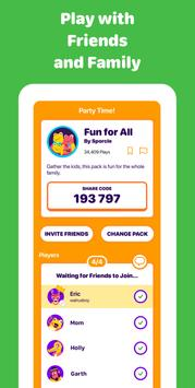 Sporcle Party screenshot 2