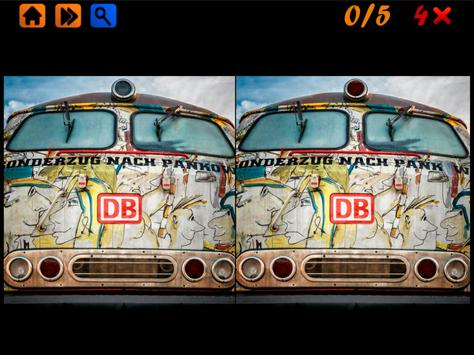 Spot the Differences 100 levels Hard screenshot 10