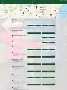 Huntington Cleaners screenshot 9