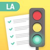 Permit Test Louisiana LA OMV Driver's License Ed icon