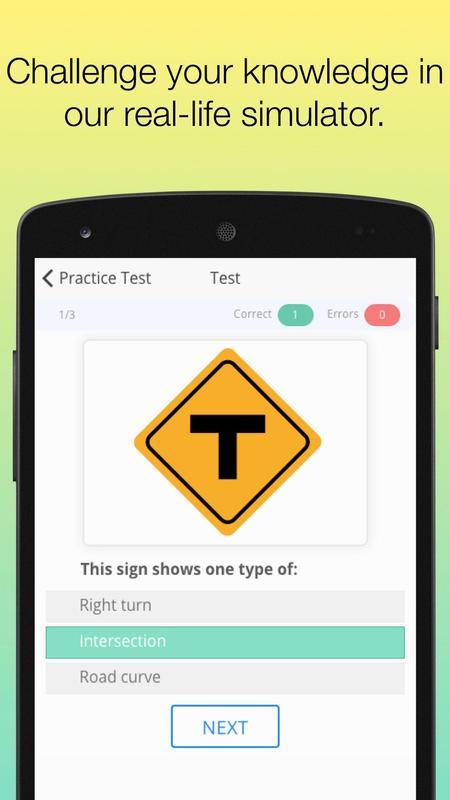 Permit Test Mo Missouri Dmv Driver S License Ed Screenshot 13