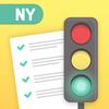 Permit Test New York NY DMV Driver License test Ed ikona
