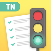 Permit Test Tennessee TN DOS Driver's License Test icon