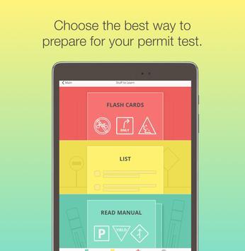 Permit Test Tennessee TN DOS Driver's License Test screenshot 6