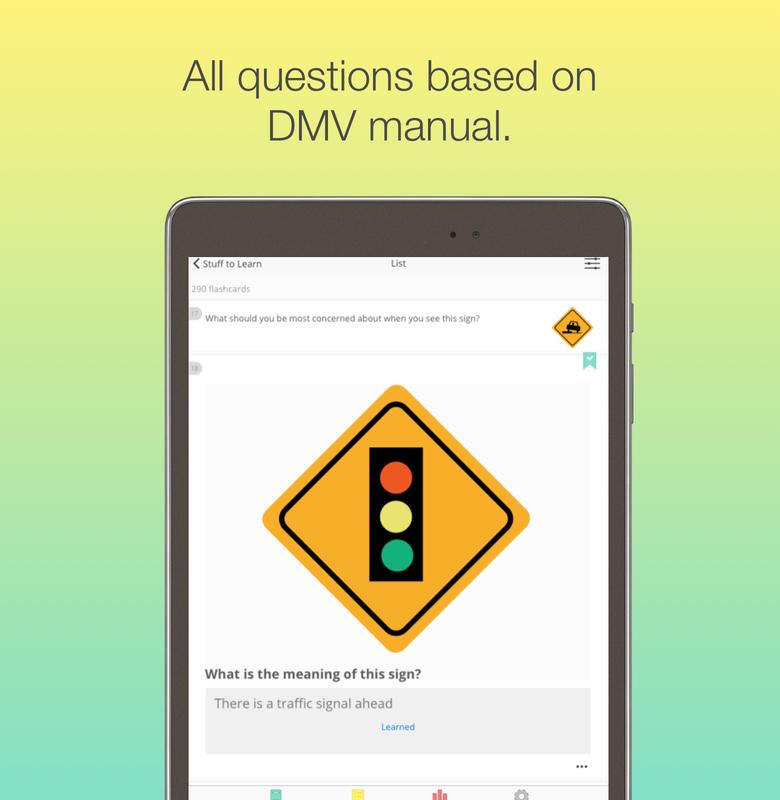 permit test tennessee tn dos driver's license test for android - apk