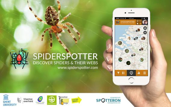 SpiderSpotter poster