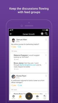 Groupe.io - Secure employee communication screenshot 2