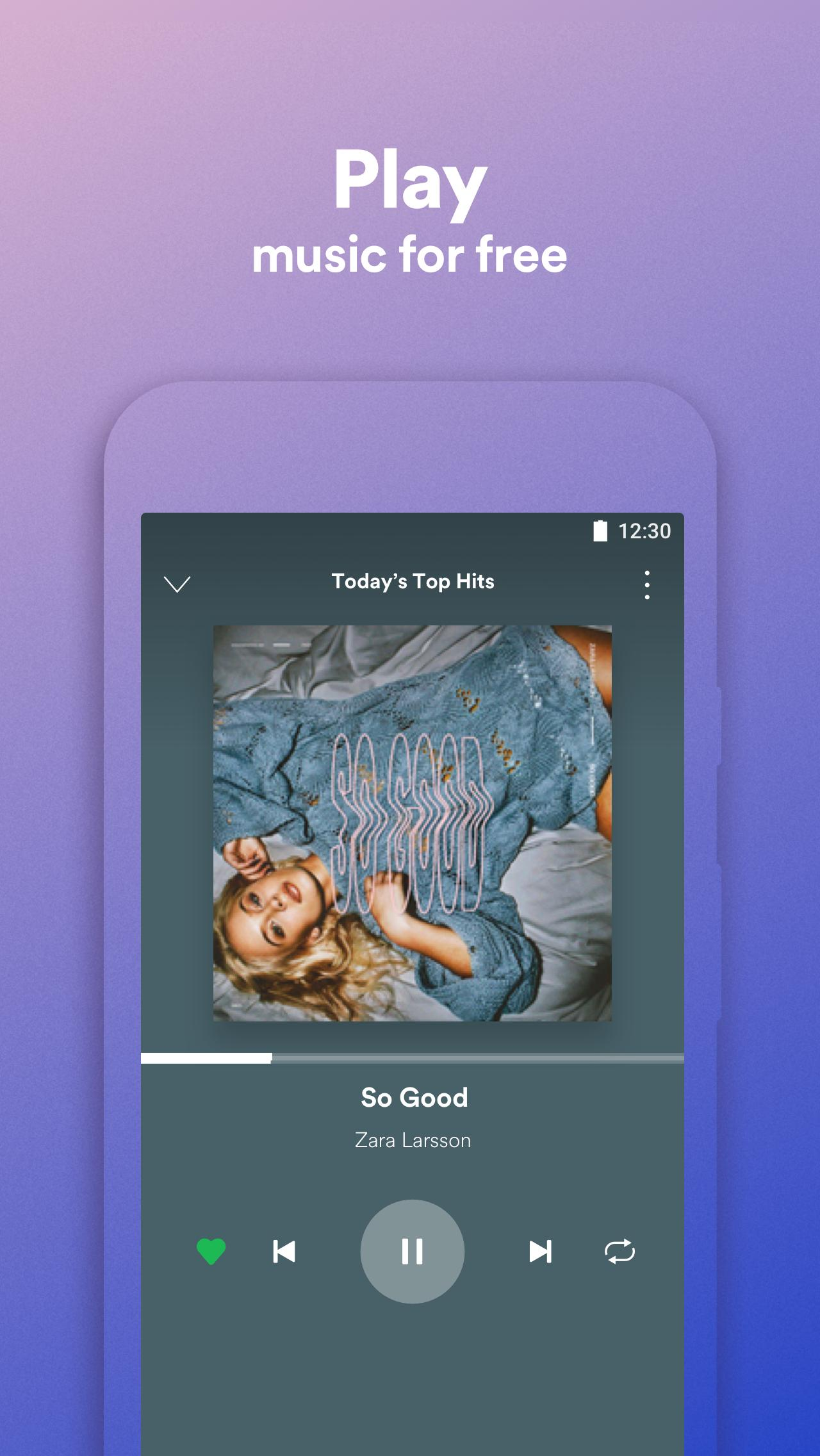 Spotify Lite download app for Android - eenternet
