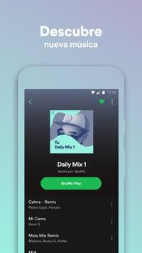 Spotify Lite captura de pantalla 2